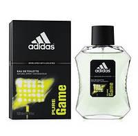 Туалетная вода Adidas Pure Game 100 мл