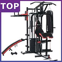 Силовая станция Hop-Sport HS-1054K  для дома и спортзала