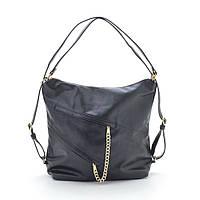 Женская сумка-рюкзак TY65035 черная