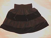 Детская юбка на 7 - 8 лет