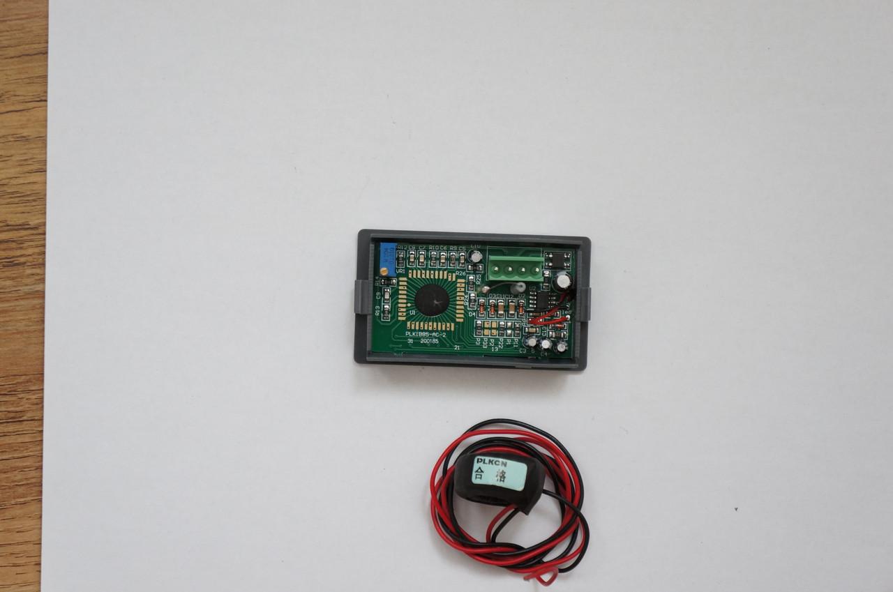 Амперметр для стабілізатора напруги + струмовий трансформатор