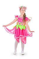 Детский костюм Фея цветочная, рост 100-125 см