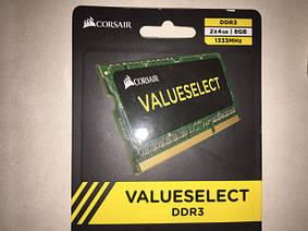 SO-DIMM DDR3 Оперативна пам'ять для ноутбука