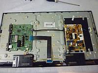 Платы от LED TV Samsung  UE32F4000AWXUA поблочно, в комплекте (матрица разбита)., фото 1