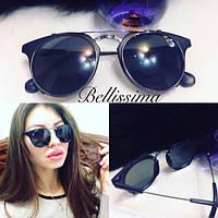 Женские молодежные солнцезащитные очки со съемными линзами l-583JA