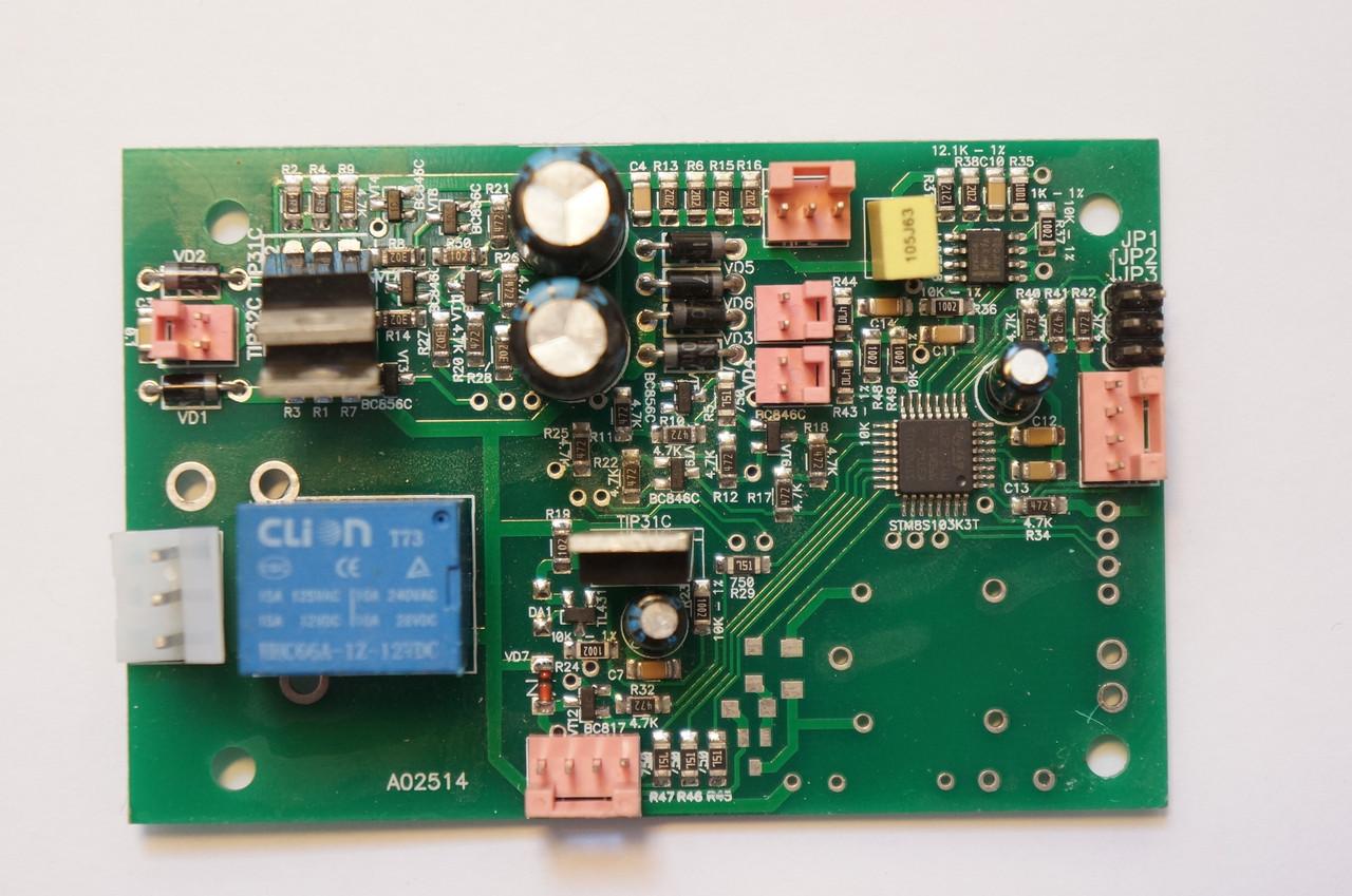 Плата управления для  сервоприводных стабилизаторов напряжения Rucelf 2-го поколения