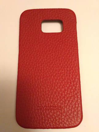 Пластиковый чехол Samsung S6 Edge, фото 2