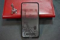 Чехол бампер силиконовый Xiaomi Redmi 4a с рисунком