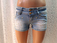 Молодежные женские шорты