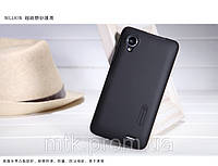 Чехол-бампер NILLKIN для телефона Lenovo P770 чёрный