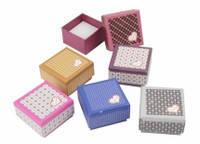 Подарочная коробочка для кольца  и серьг - Love №1