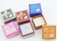 Подарочная коробочка для кольца  и серьг - Love you