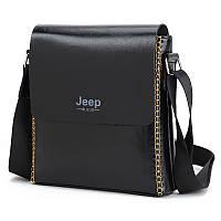 Мужская кожаная сумка Jeep Buluo