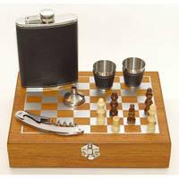 NF4-17 Набор с шахматами в дереве