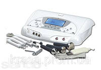 Косметологический аппарат 3-в-1 модель 5566 с функцией микротоки
