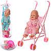 Кукла Baby Born с коляской BB RT 07-02 CDZ
