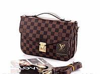 Сумка женская Louis Vuitton LV Pochette Metis Brown на каждый день