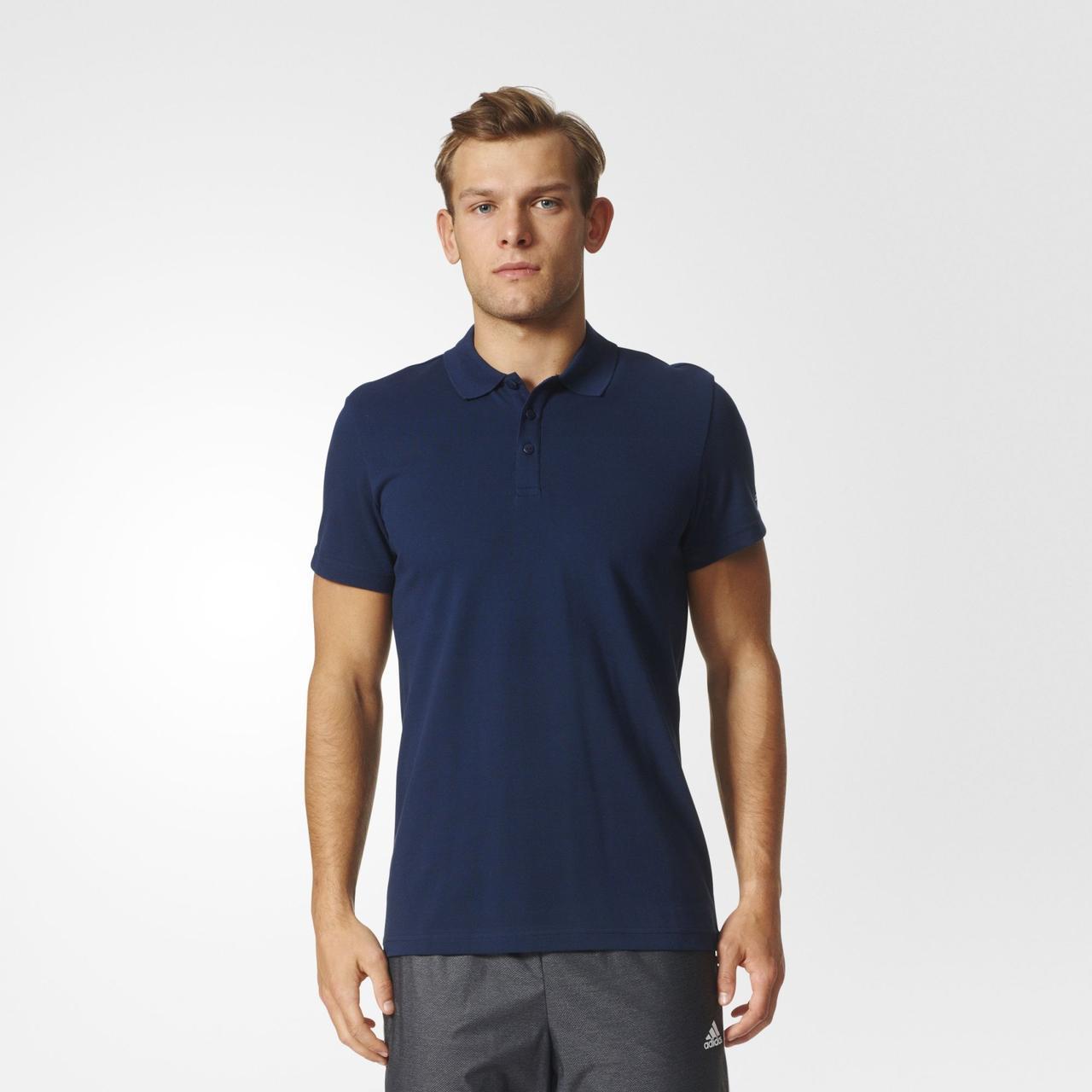 Мужская футболка Adidas Performance Essentials Basic (Артикул: S98755)