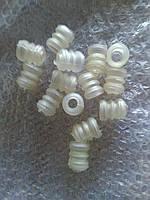 Пыльник пальца направляющей суппорта (чехол) силикон Газель (ГАЗ-3302), Волга, ВАЗ 2108