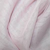 Тюль микросетка luca нежно-розовая