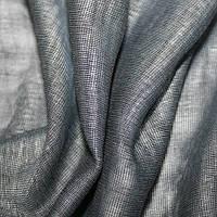 Тюль микросетка luca серый