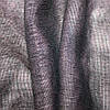 Тюль микросетка luca баклажан