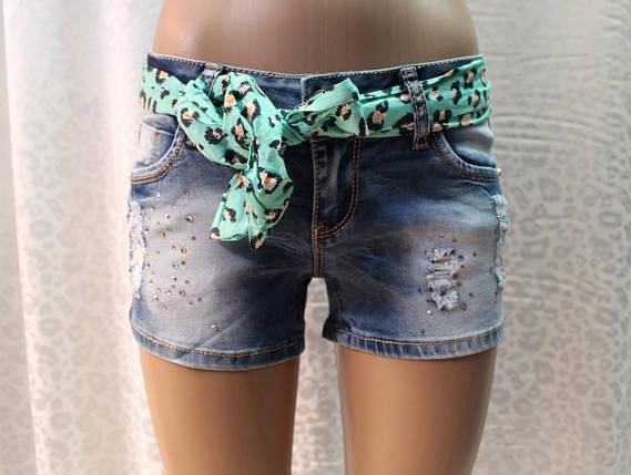 Короткие женские шорты сезон лето-2014, фото 2