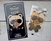 Ароматизатор в авто / гардероб парфюмированный Ted a Car Tom Ford Noir