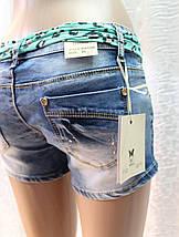 Короткие женские шорты сезон лето-2014, фото 3