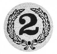 Наклейка на медаль 25-0002