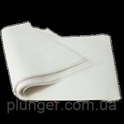 Пергамент прямокутний двосторонній, силіконізірованний, 38 см х 60 см (від 10 шт)