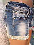 Подовжені жіночі шорти, фото 3
