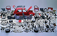 Блок управления двигателем Audi Q7