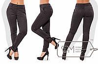 Молодежные женские брюки в больших размерах t-3278BR