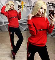 def348e58ccc Спортивный костюм женский модный со стразами LS Эмми, цена 1 050 грн ...
