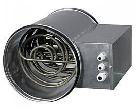 Электрический нагреватель ВЕНТС НК 100-0,6-1, VENTS НК 100-0,6-1 для круглых каналов