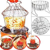 Дуршлаг Stainless Steel Cooking Basket
