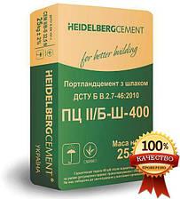 Цемент M-400 Heidelbergcemen 25 кг