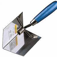 Шпатель для углов штукатурный внутренний 15х7,5х7,5 мм