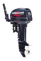 Двухтактный лодочный мотор «Inadzuma» T15BMS