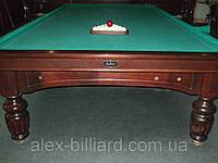 Бильярдный стол Buffalo Голицын 12 футов. Ардезия 45мм .БУ