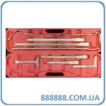 Набор рихтовочных монтировок и приспособлений кованый 9 предметов 1-D1019 Ampro