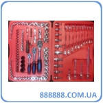 """Универсальный набор инструмента 1/4"""" 3/8"""" и 1/2 120 предметов 1-E1003 Ampro"""