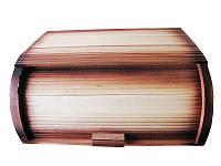 Хлебница 1шт с дверкой (Хлебницы из дерева)