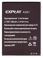 АКБ Explay Solo/ A351
