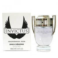 Paco Rabanne Invictus (тестер) 100мл,мужской аромат