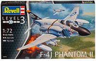 Истребитель F-4J Phantom II, 1:72, Revell (03941)