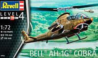 Вертолёт Bell AH-1G Cobra, 1:72, Revell (04956)