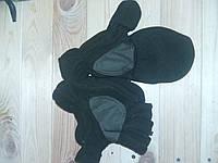 Перчатка(рукавица) на флисе!(цвет олива)