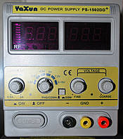 Универсальный лабораторный блок питания 15В 2А 1502DD+